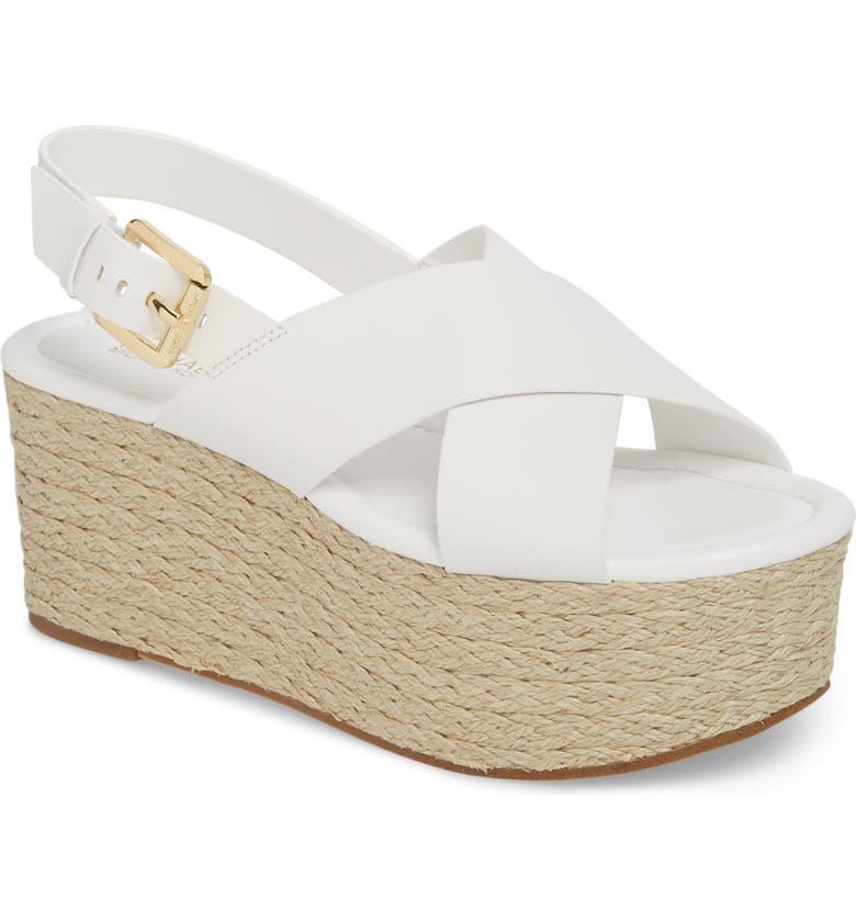 b7dd2df270 MICHAEL Michael Kors Jodi Platform Sandal (Women) | Nordstrom