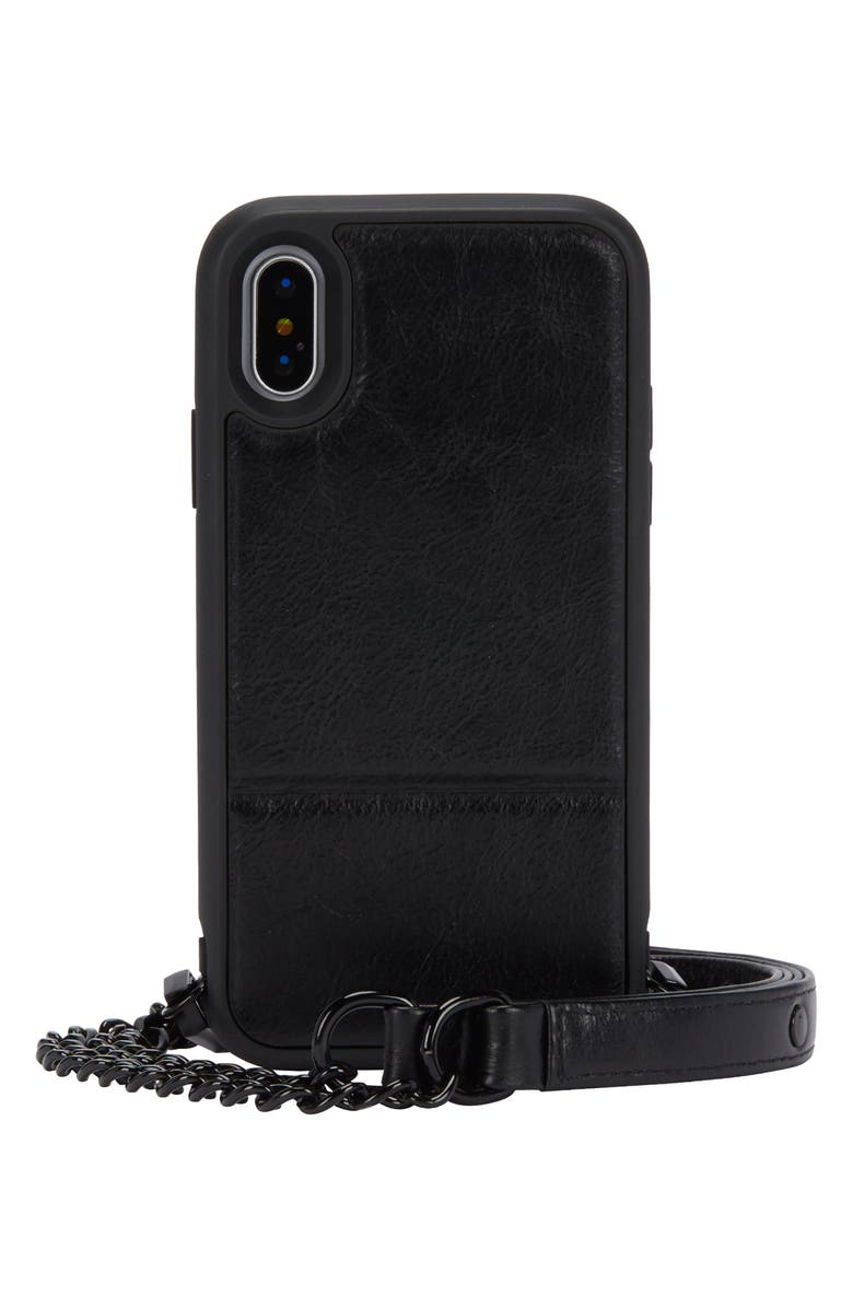 finest selection 4fa11 7e970 Off the Chain iPhone X/Xs Crossbody Case
