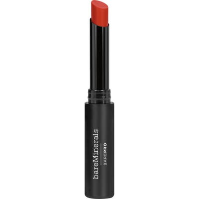 Bareminerals Barepro Longwear Lipstick - Saffron