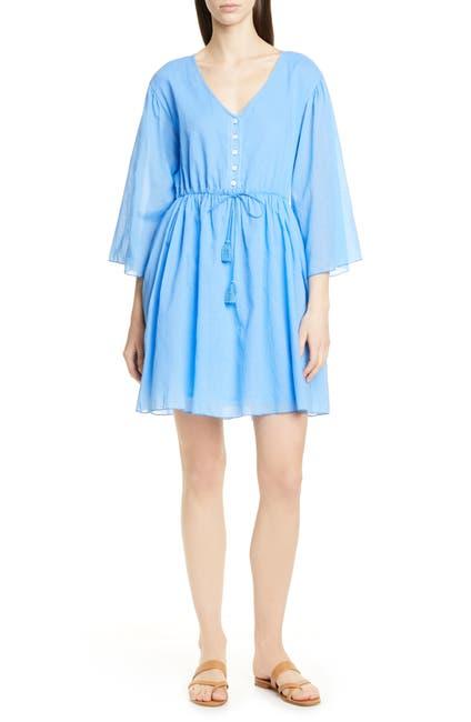 Image of ATM Anthony Thomas Melillo Crinkle Cotton Dress