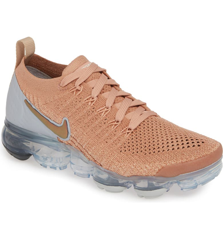 NIKE Air VaporMax Flyknit 2 Sneaker, Main, color, 654