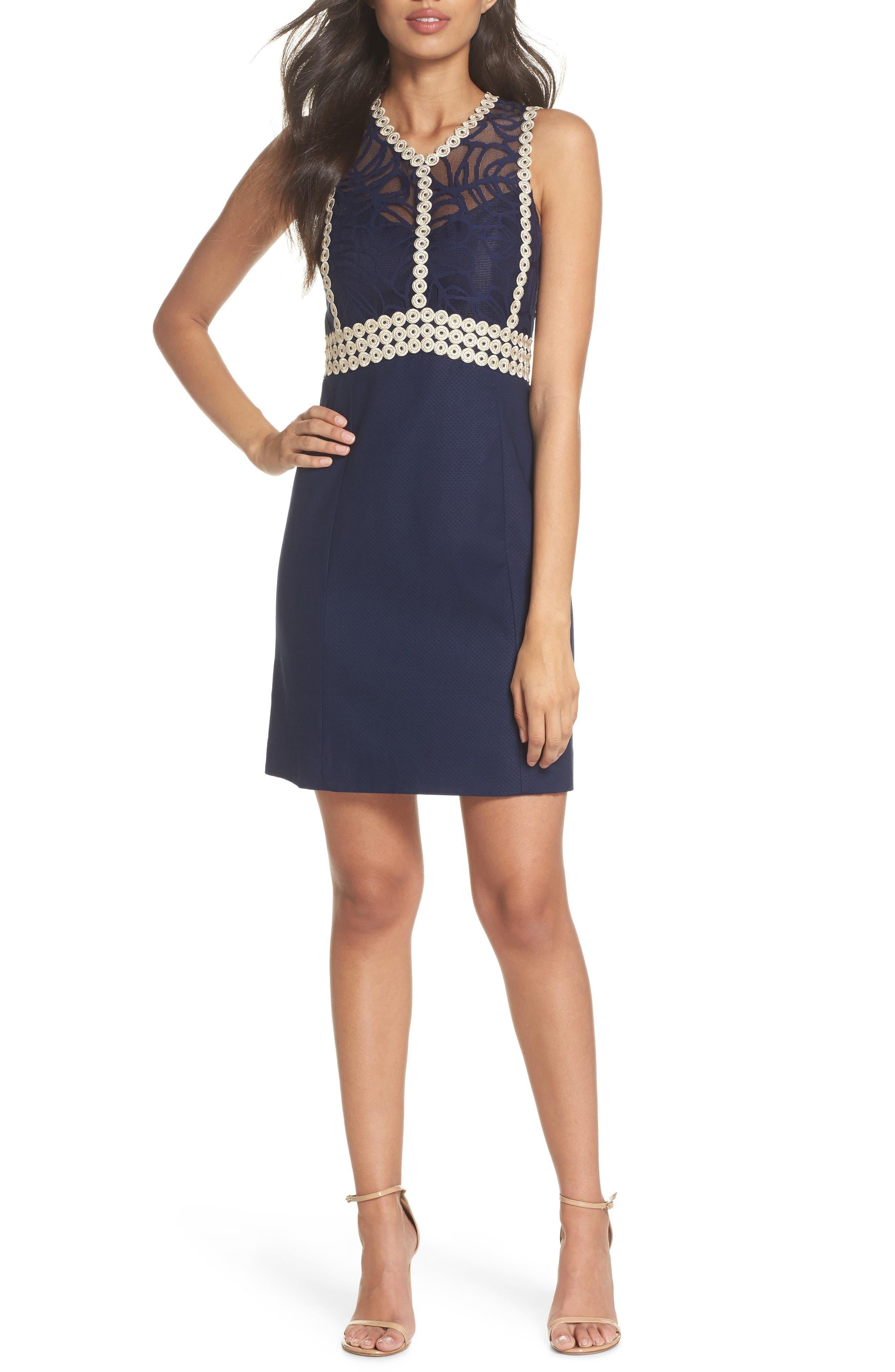 Lilly Pulitzer Leigh Stretch Sheath Dress