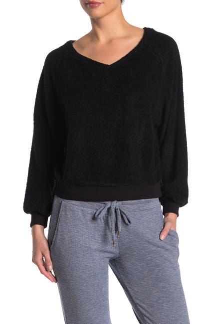Image of Honeydew Intimates Sweet Retreat V-Neck Sweater
