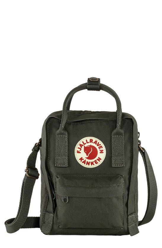 Fjall Raven Kanken Sling Shoulder Bag In Deep Forest