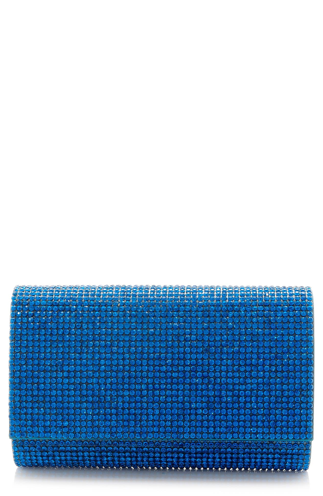 Couture Fizzy Beaded Clutch
