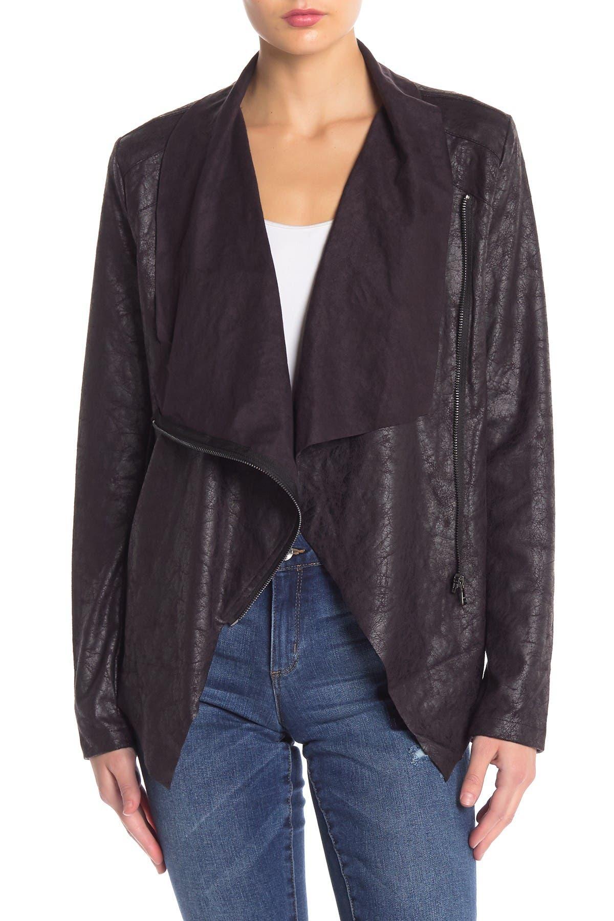 Image of Vigoss Crackle Wrap Jacket