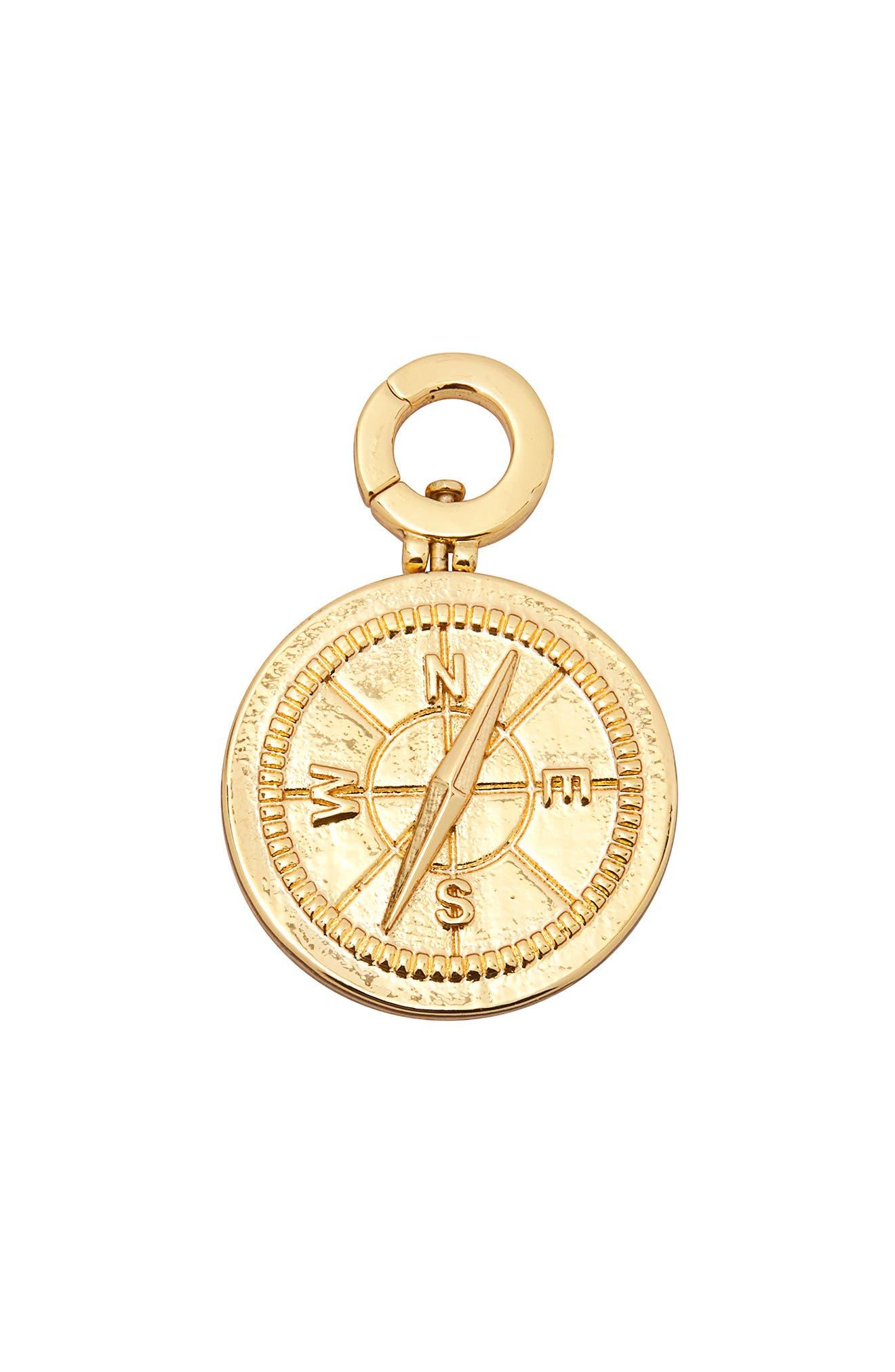 Parker Compass Charm