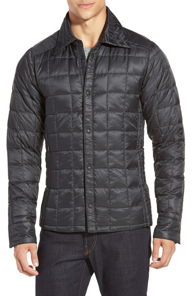 NAU Quilted Water Resistant Down Jacket, Main, color, 015