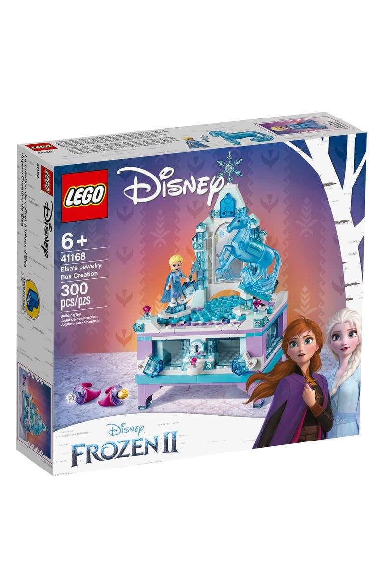 LEGO<SUP>®</SUP> Disney 'Frozen II' Elsa's Jewelry Box Creation, Main, color, MULTI
