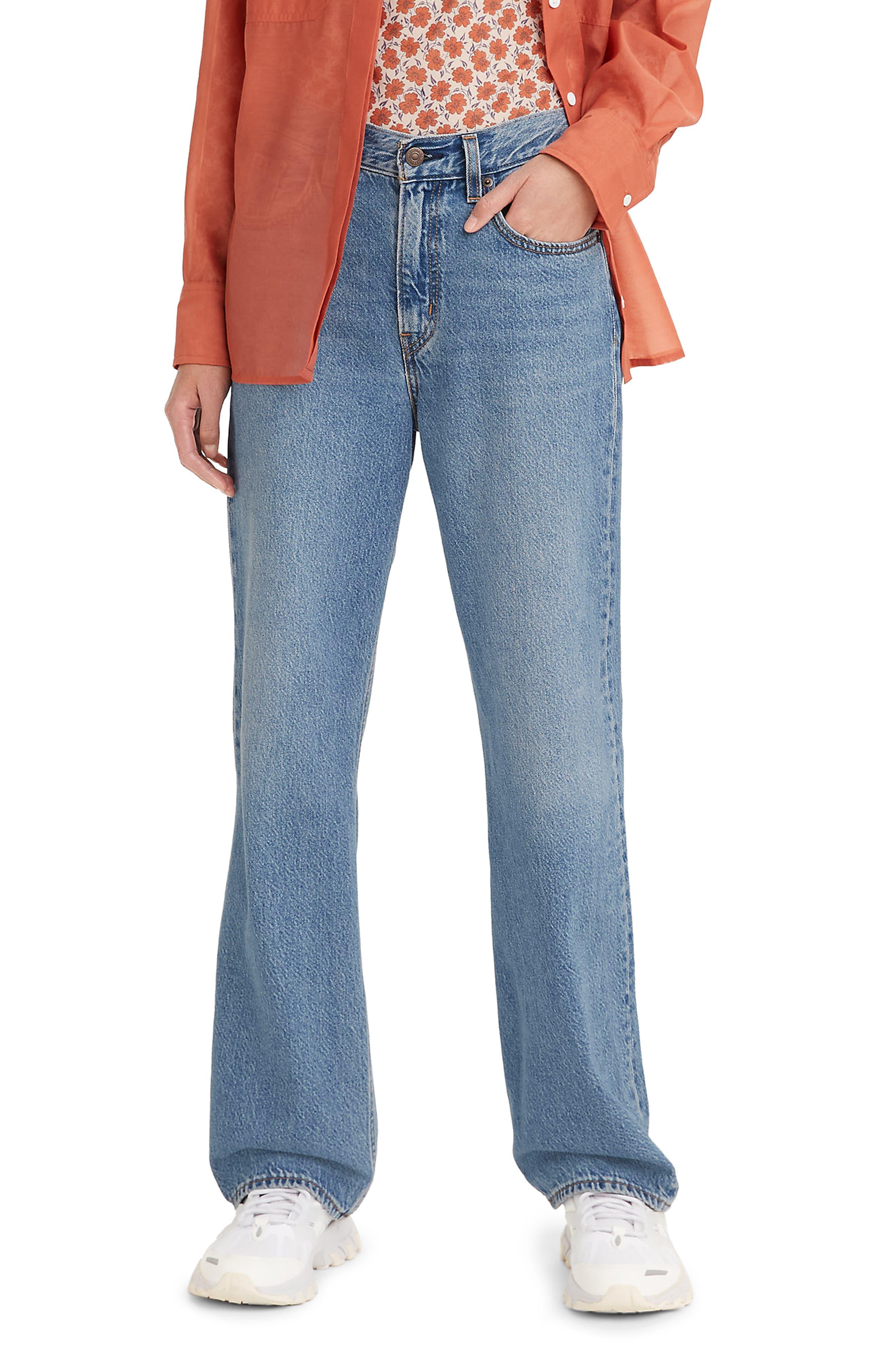 Women's Levi's Loose Straight Leg Jeans