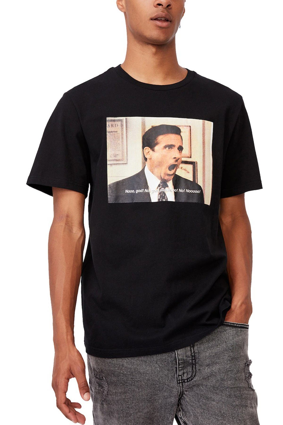 Cotton On The Office Graphic T-Shirt at Nordstrom Rack