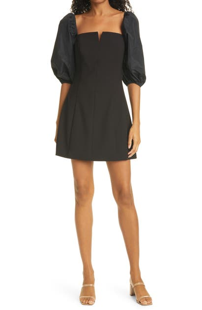Likely BELIZE SQUARE NECK MINIDRESS