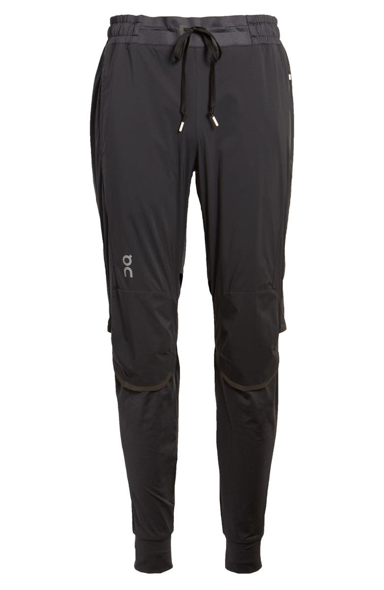 ON Jogger Running Pants, Main, color, BLACK
