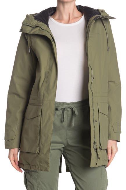 Image of Helly Hansen Nova Light Waterproof Insulated Rain Parka Jacket