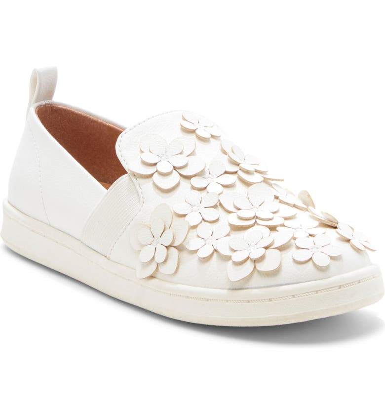 LUCKY BRAND Labree Embellished Sneaker, Main, color, 100