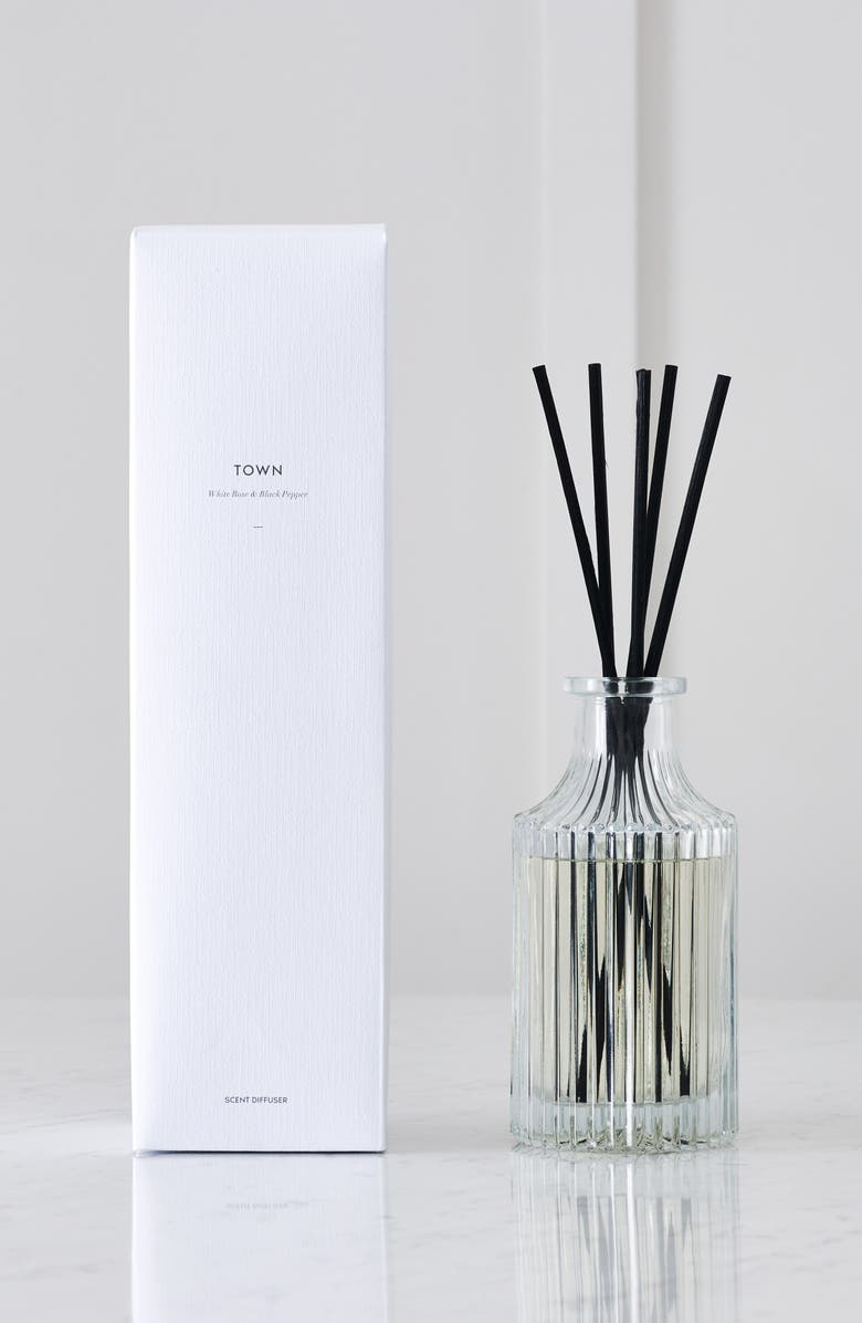 THE WHITE COMPANY Town Reed Diffuser, Main, color, TOWN