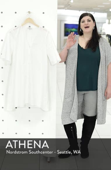 Bell Sleeve Shift Dress, sales video thumbnail
