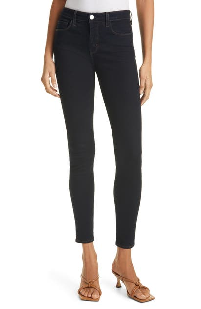 L Agence MARGUERITE ANKLE SKINNY JEANS