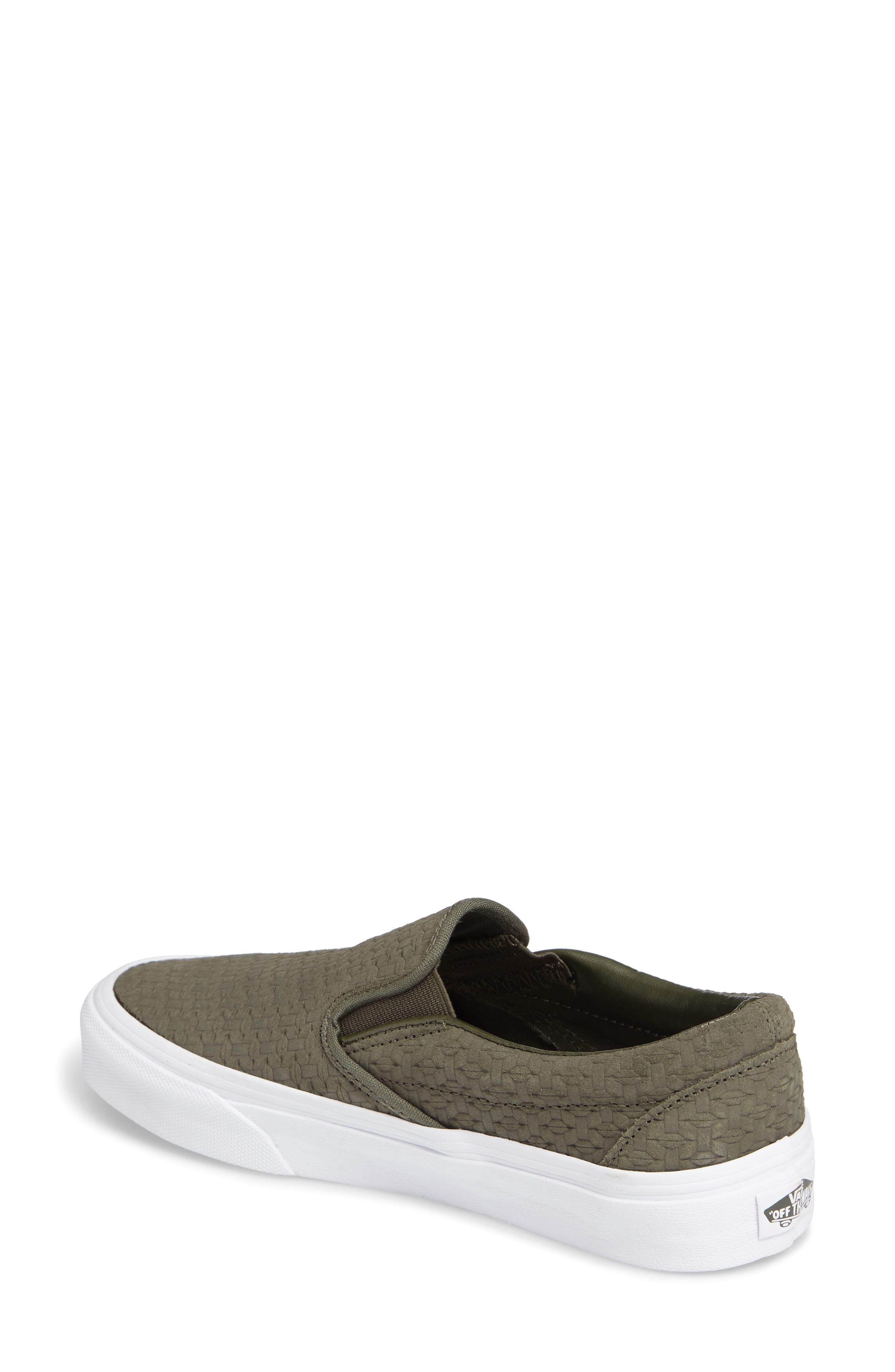 ,                             Classic Slip-On Sneaker,                             Alternate thumbnail 341, color,                             301