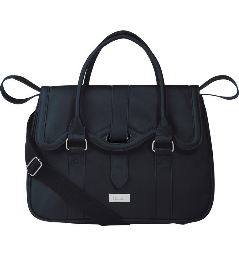 SILVER CROSS Balmoral & Kensington Diaper Bag, Main, color, 400