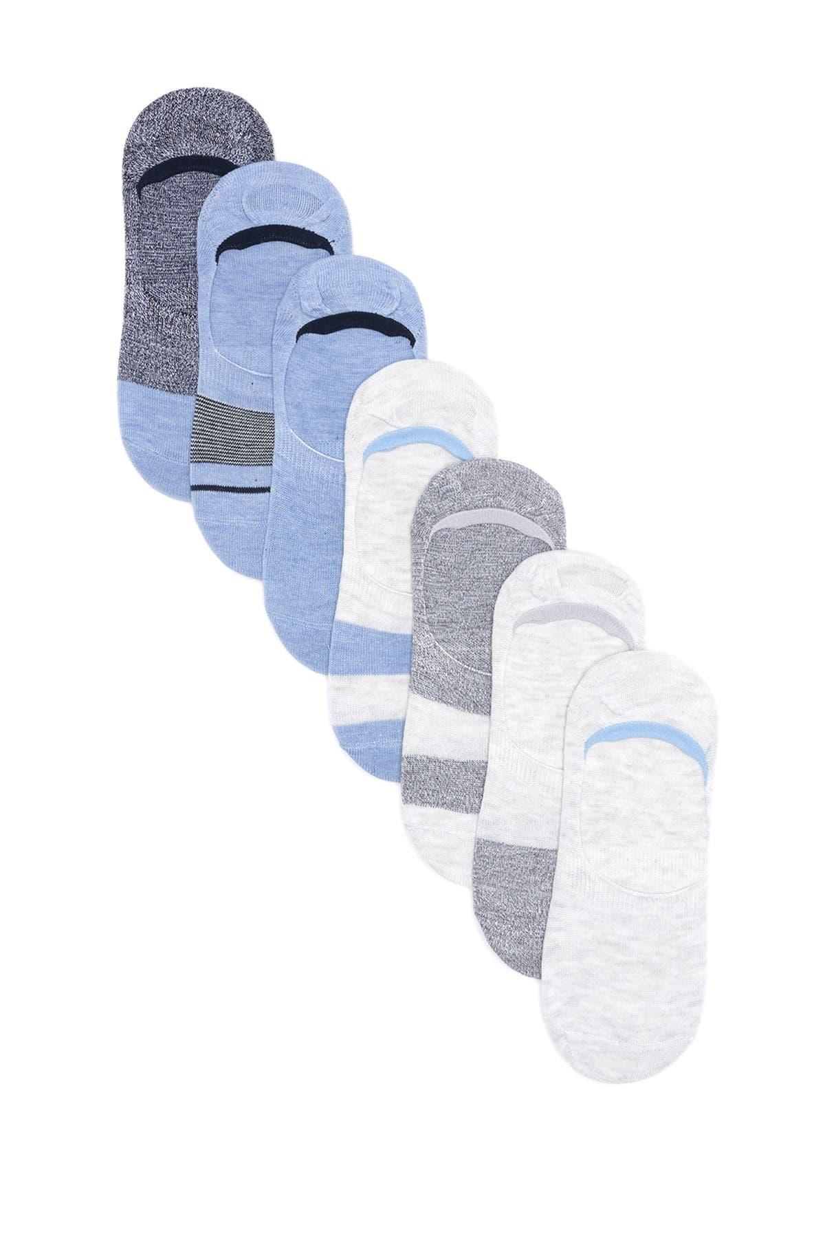 Image of RACHEL Rachel Roy Fashion Sports Liner Socks - Pack of 7