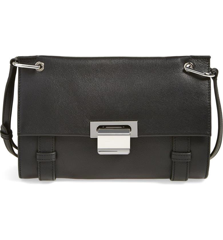 IVANKA TRUMP 'Turnberry' Crossbody Bag, Main, color, 001