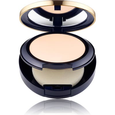 Estee Lauder Double Wear Stay In Place Matte Powder Foundation - 1N0 Porcelain