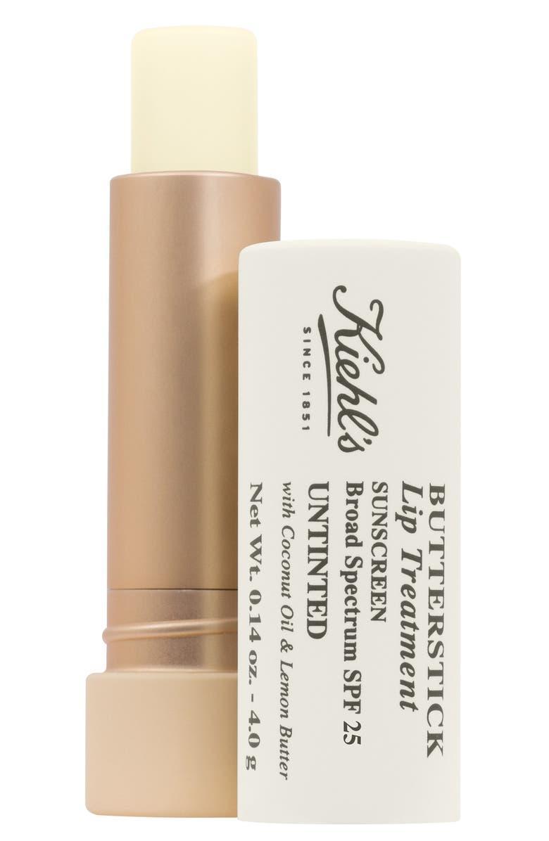 KIEHL'S SINCE 1851 Butterstick Lip Treatment SPF 25, Main, color, 100