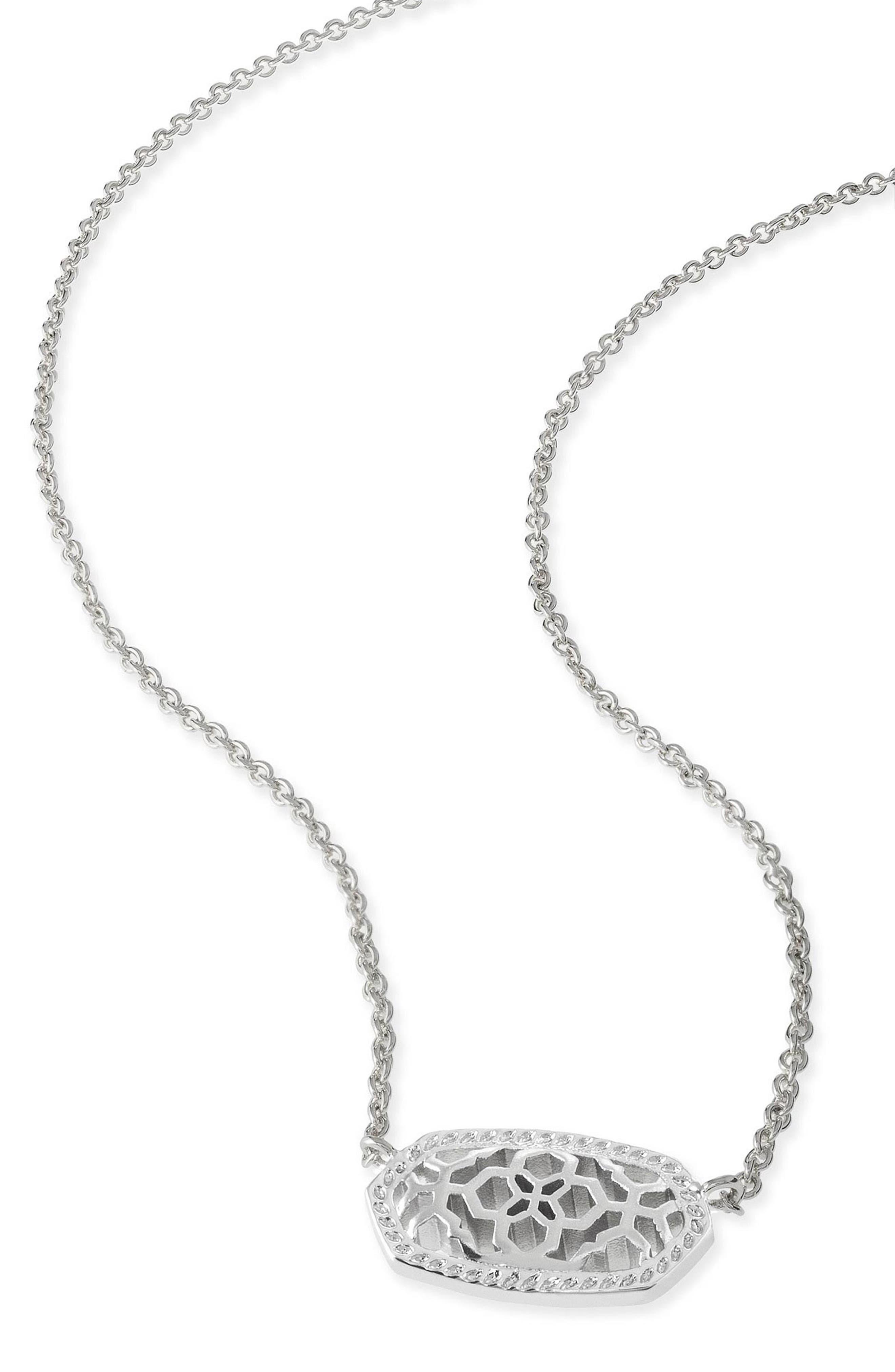 ,                             Elisa Pendant Necklace,                             Alternate thumbnail 119, color,                             045