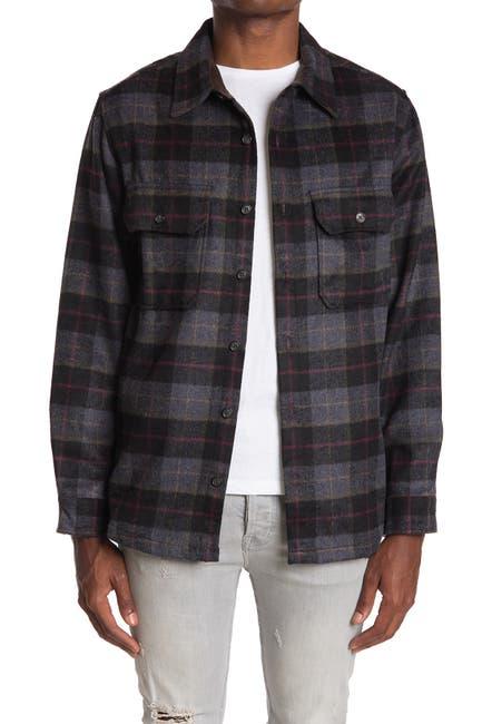 Image of 7 Diamonds Rushford Plaid Flannel Shirt