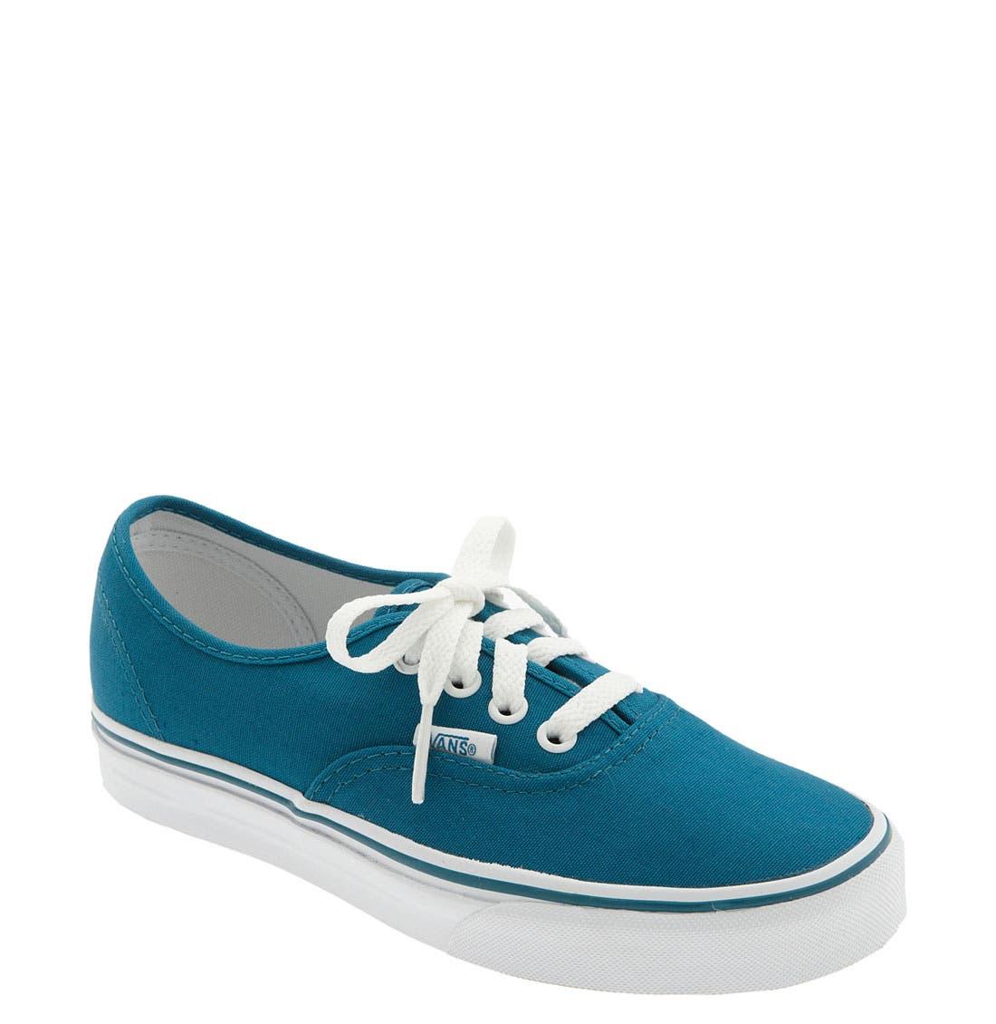 ,                             'Authentic' Sneaker,                             Main thumbnail 603, color,                             402