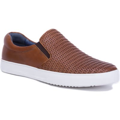 Robert Graham Dion Slip-On, Brown