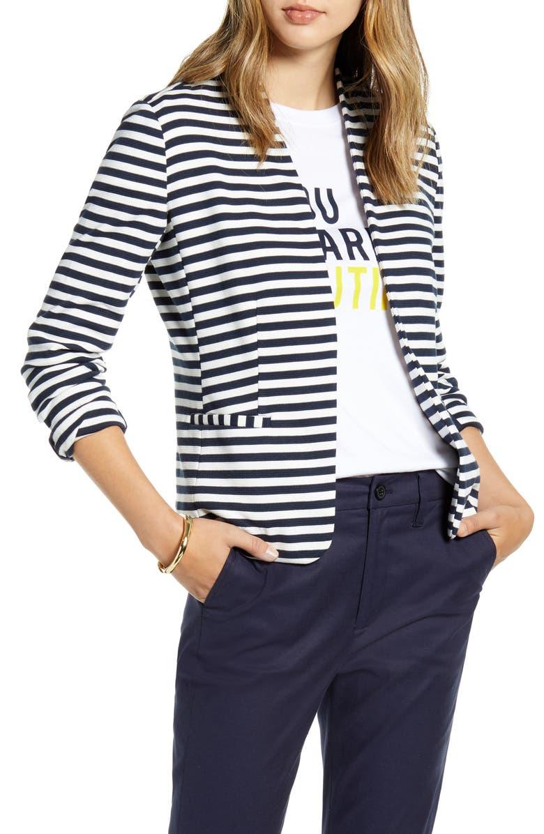 edf7533a794 1901 Knit Blazer (Regular & Petite) | Nordstrom