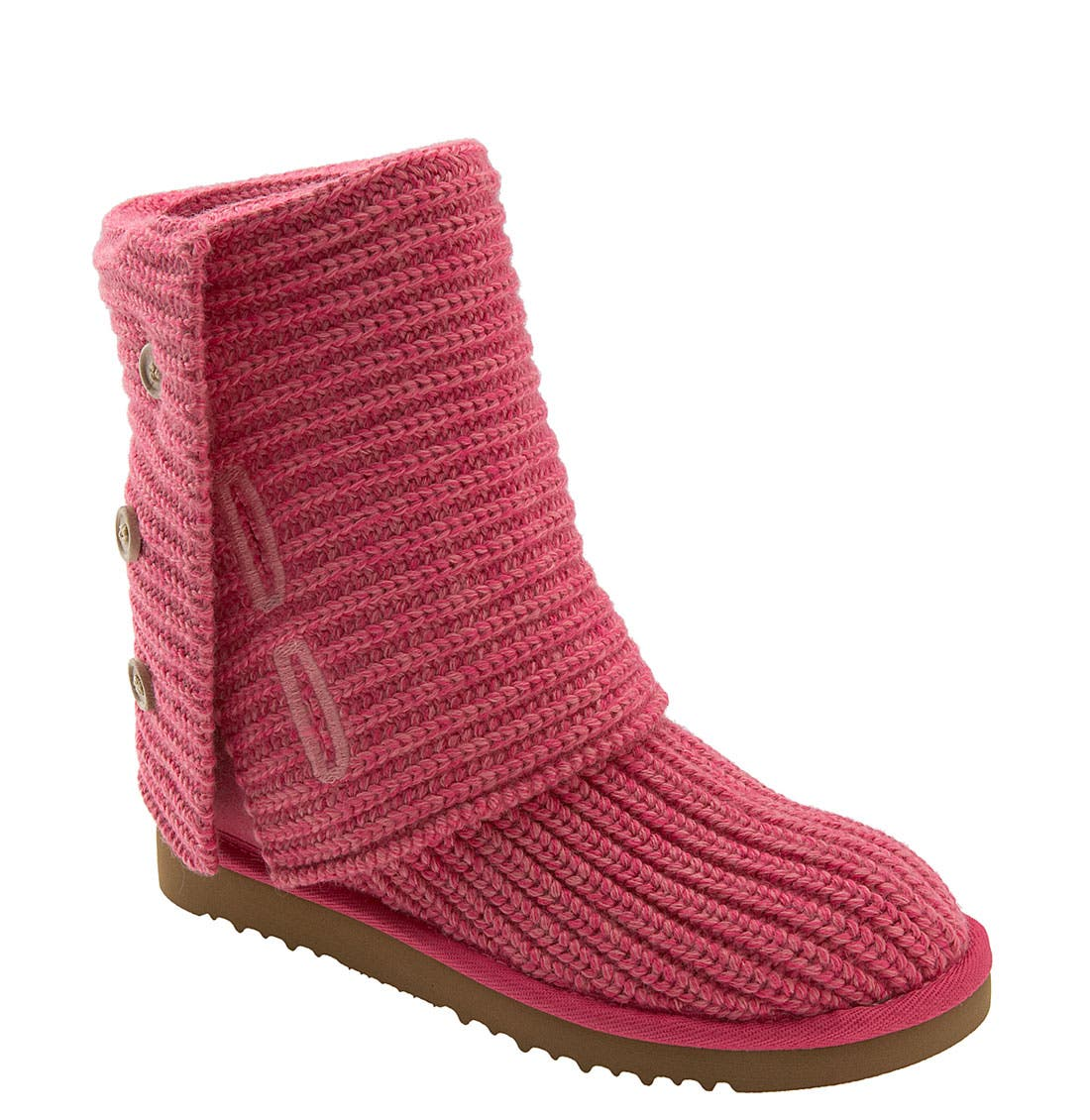 ,                             'Cardy' Classic Knit Boot,                             Main thumbnail 61, color,                             664