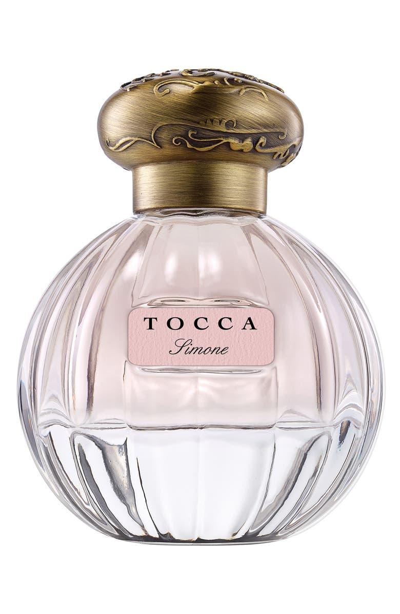 TOCCA Simone Eau de Parfum, Main, color, NO COLOR