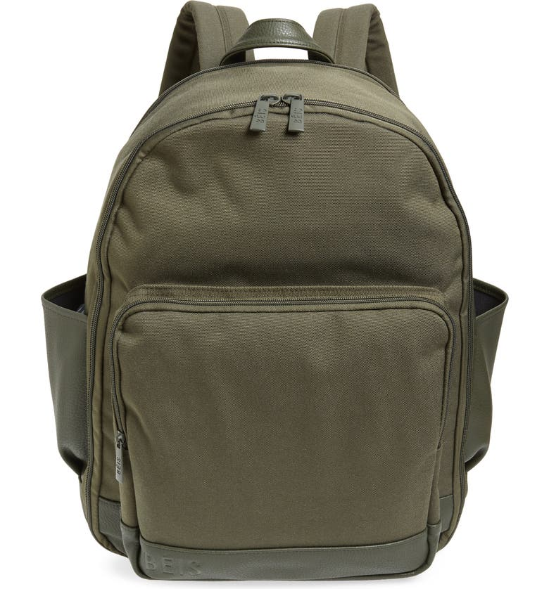 BÉIS The Backpack, Main, color, GREEN