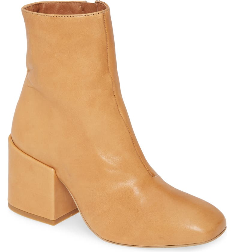 FREE PEOPLE Nicola Bootie, Main, color, TAUPE 2224