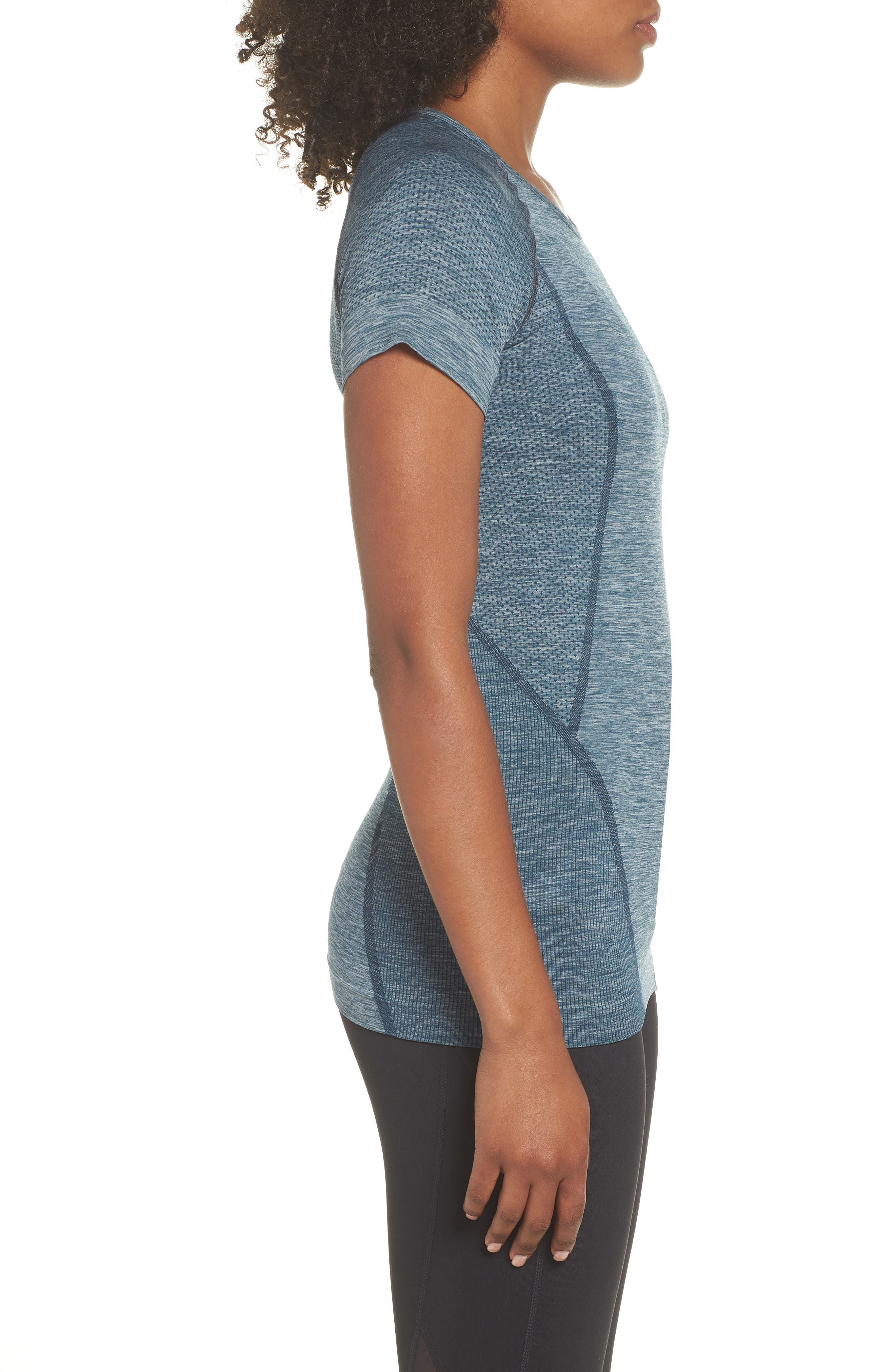 ,                             Stand Out Seamless Training Tee,                             Alternate thumbnail 68, color,                             449