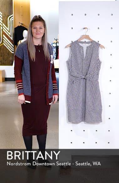Gingham Shift Dress, sales video thumbnail