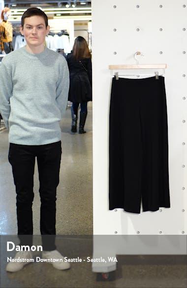 Lizzie Crop Wide Leg Pants, sales video thumbnail