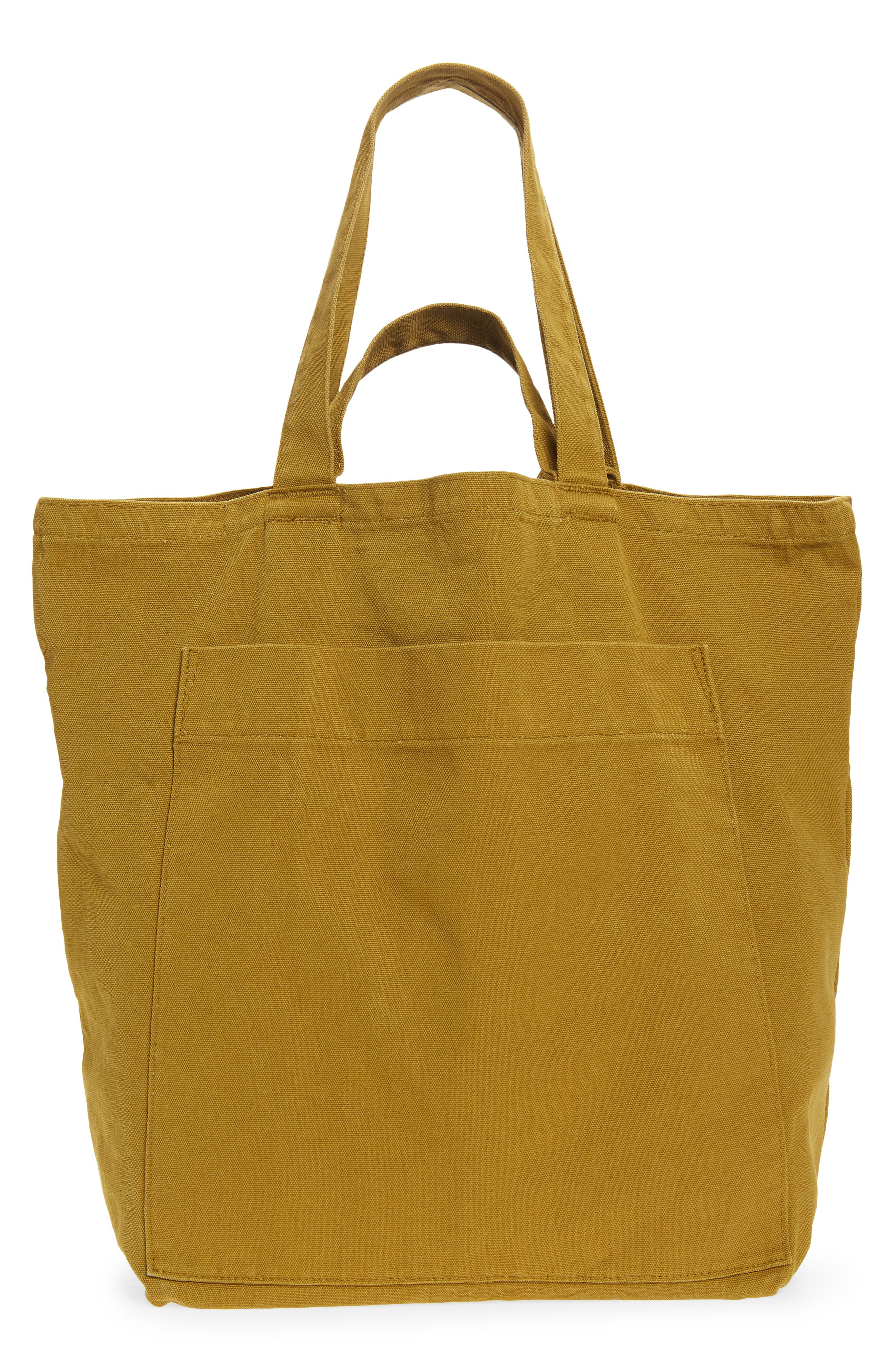 Giant Canvas Tote