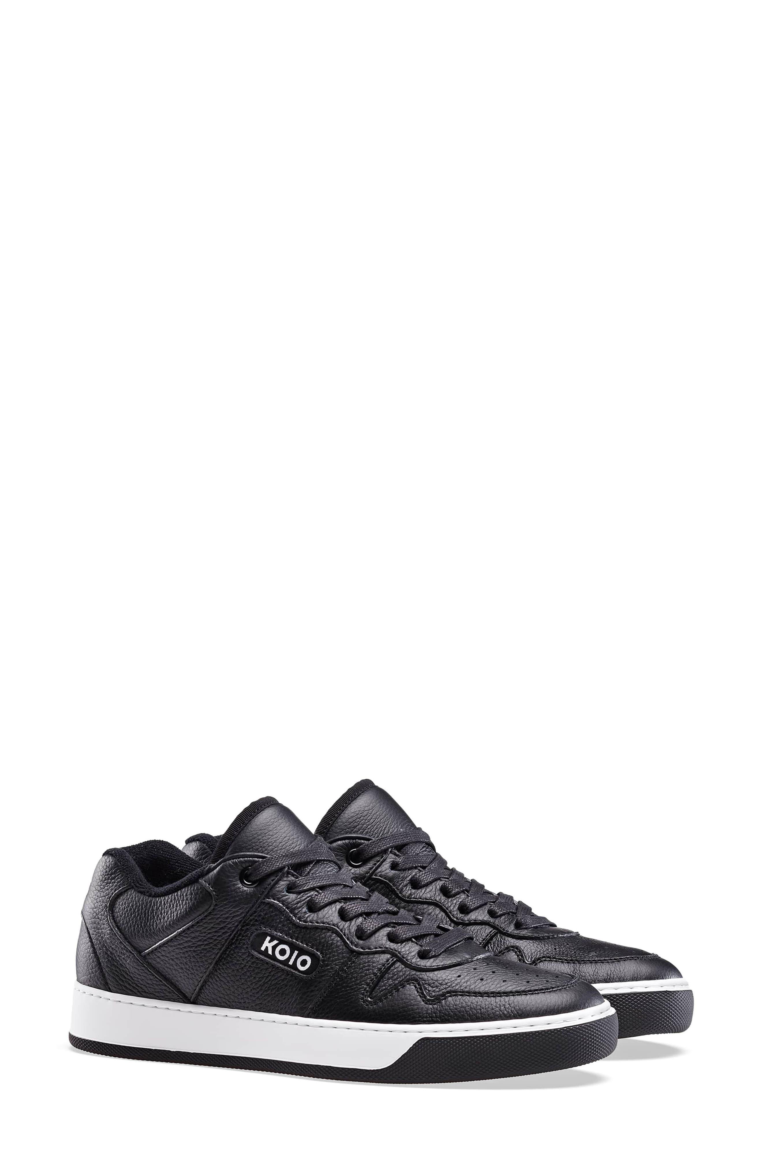 Metro Leather Sneaker