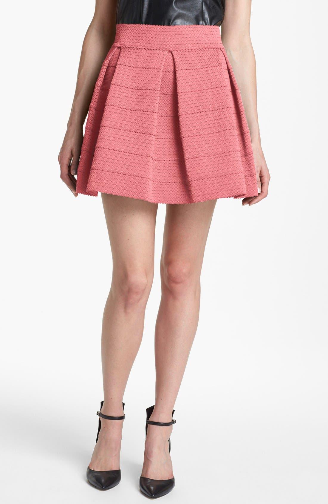,                             Pleated Skirt,                             Main thumbnail 11, color,                             650