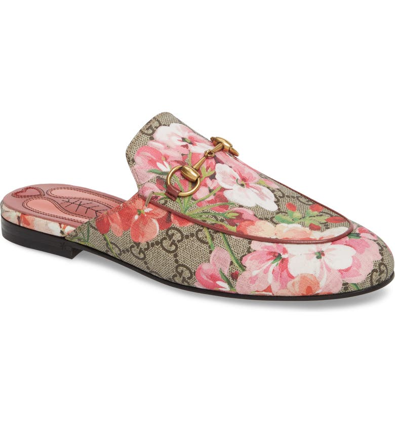 GUCCI Princetown Loafer Mule, Main, color, 283