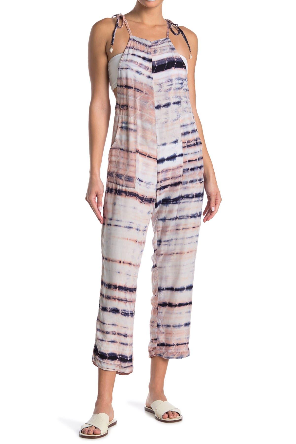 Image of isabella rose Tie Dye Jumpsuit