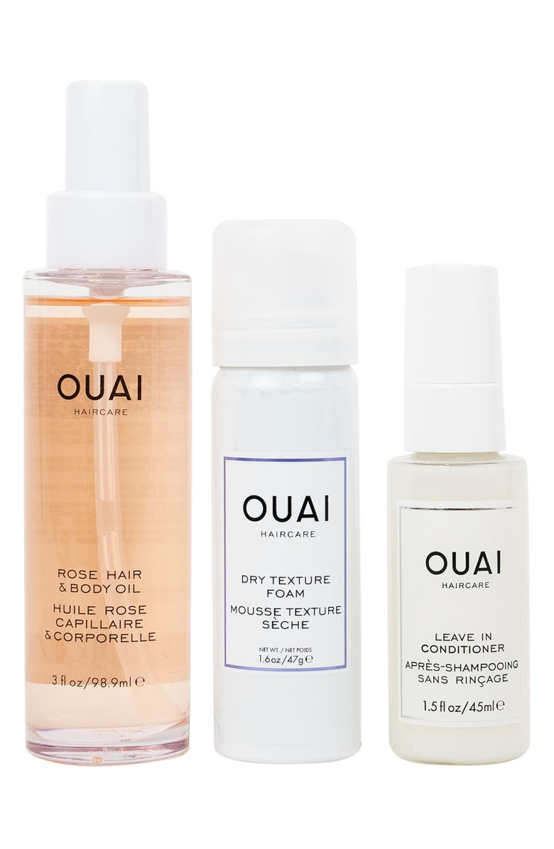 OUAI Summer Faves Set, Main, color, 000