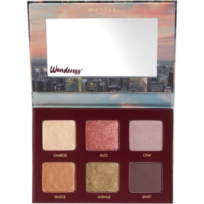 Wander Beauty Wanderess Rush Eyeshadow Palette - No Color