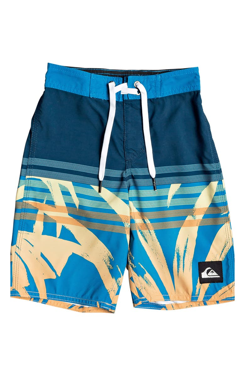 QUIKSILVER Everyday Tropics Board Shorts, Main, color, 403