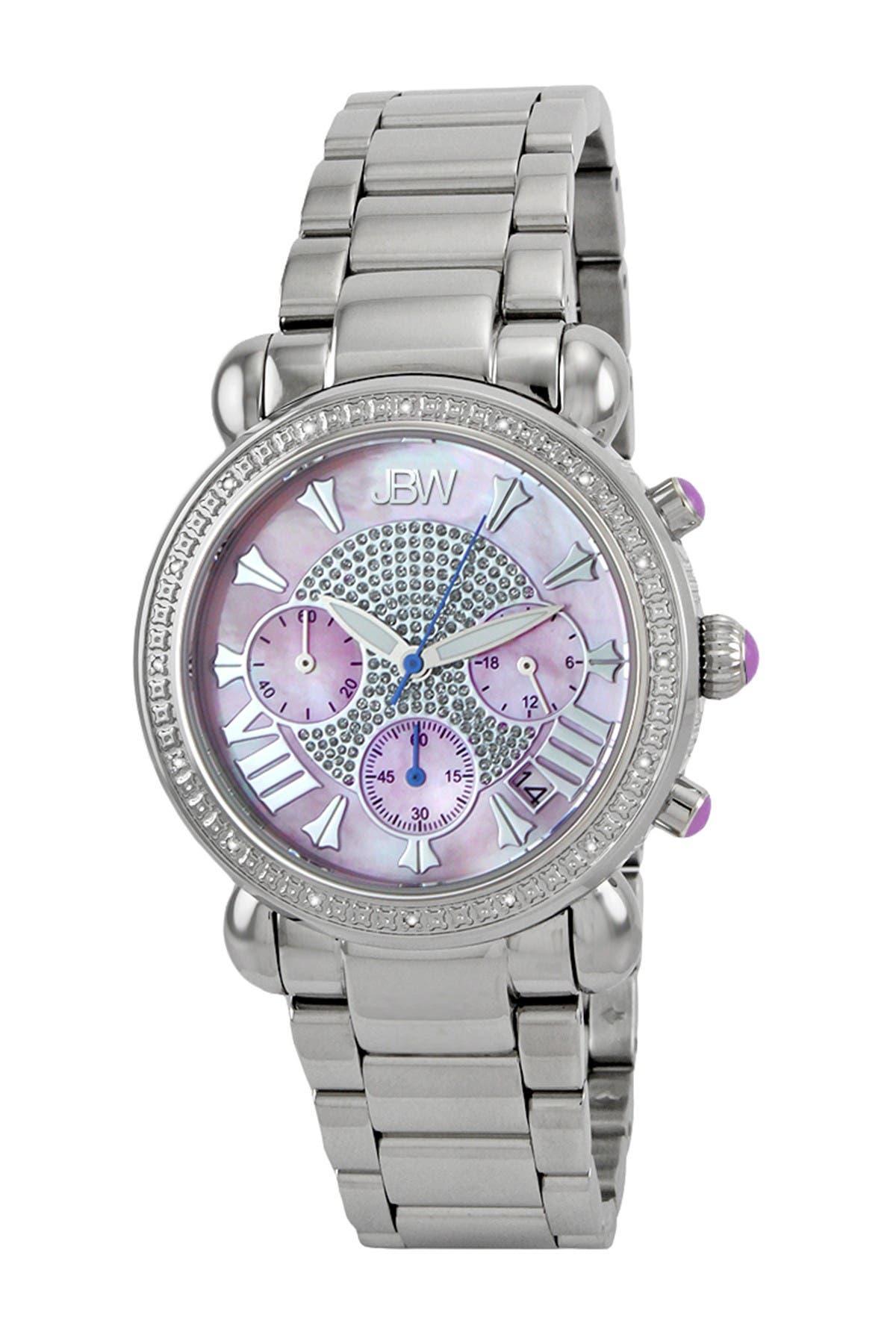Image of JBW Women's Victory Diamond Watch, 37mm - 0.16 ctw