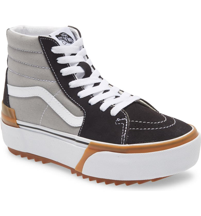 VANS Era Sk8-Hi Stacked Platform Sneaker, Main, color, 011